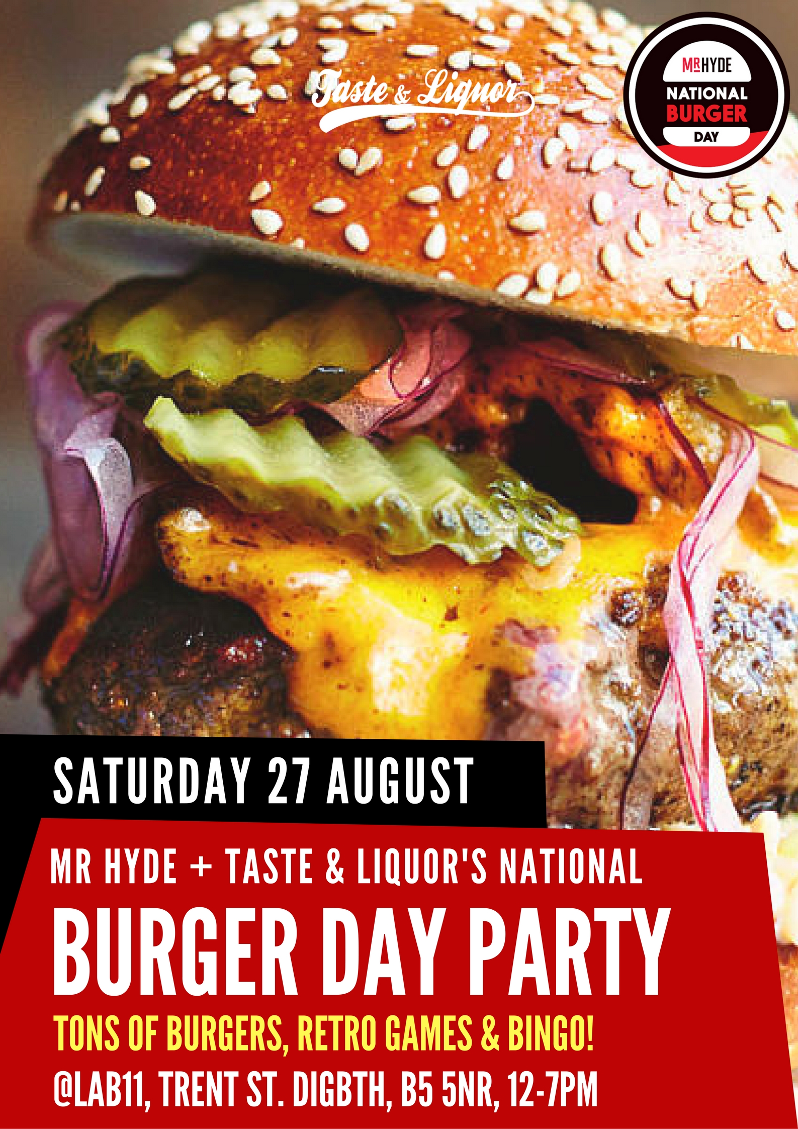 National Burger Day Festival
