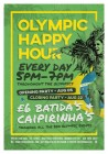 Olympic Happy Hour
