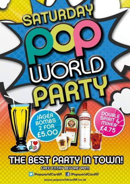 Popworld Cardiff photo