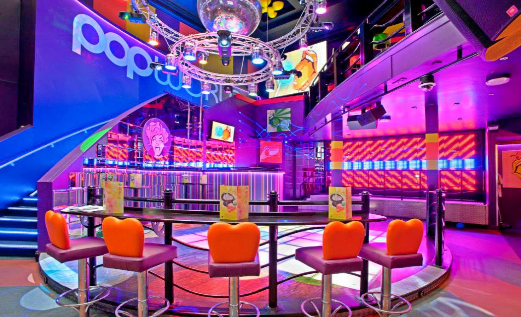 Popworld Broad Street Birmingham Bar Reviews Designmynight