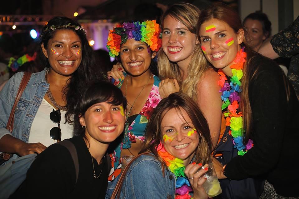 Lesbian clubs uk