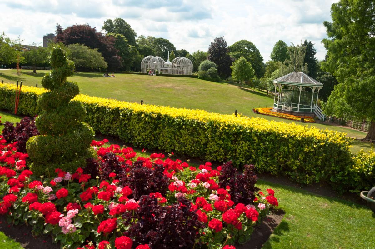 Birmingham Botanical Gardens Birmingham Event Space Reviews Designmynight