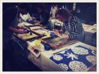 Christmas Screen Printing at The Doodle Bar