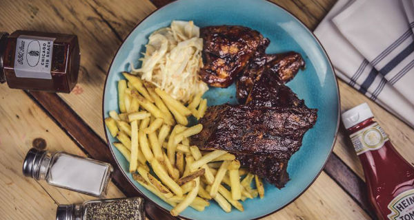 Chicago Rib Shack Aldgate East Chicago Rib Shack opens fifth London branch in Aldgate East