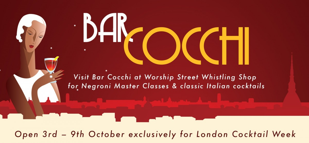 The Cocchi Negroni Classes