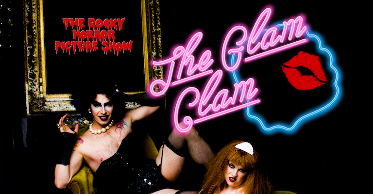 The Rocky Horror Picture Show Halloween Dining Experience & After Party by The Glam Clam