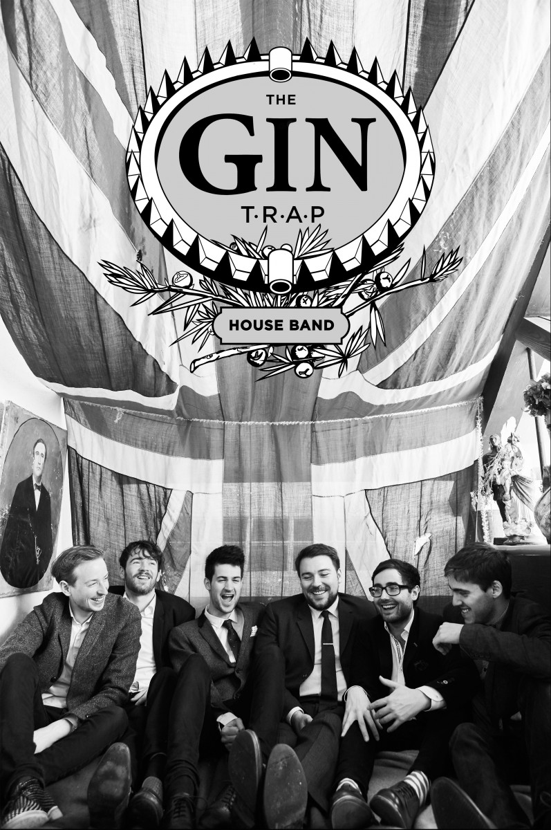 The gin trap house band toulouse lautrec jazz club london for Whats house music