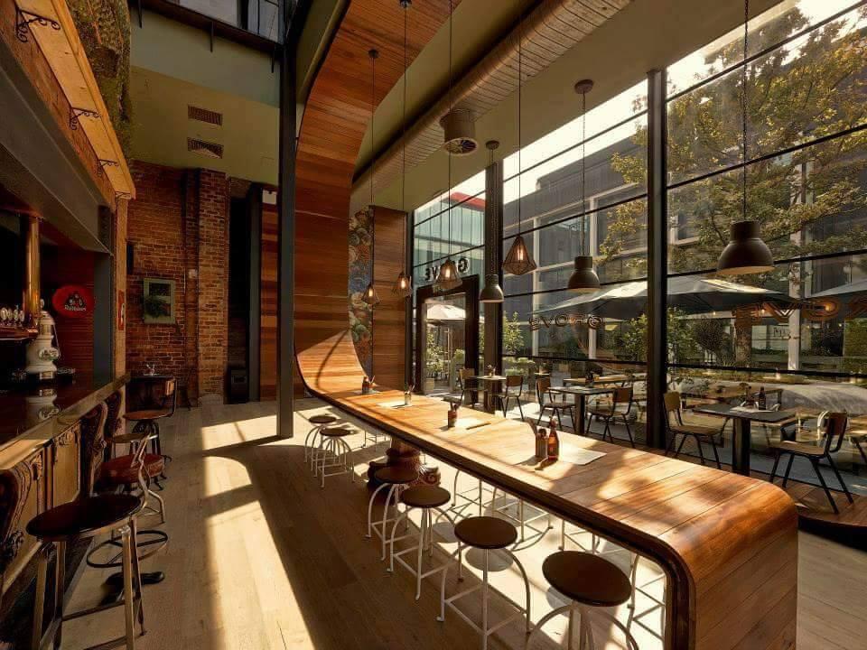 Grove beer tap grill liverpool restaurant