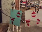 Christmas Screen Printing at Pop Brixton