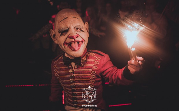 Cirque le Soir photo