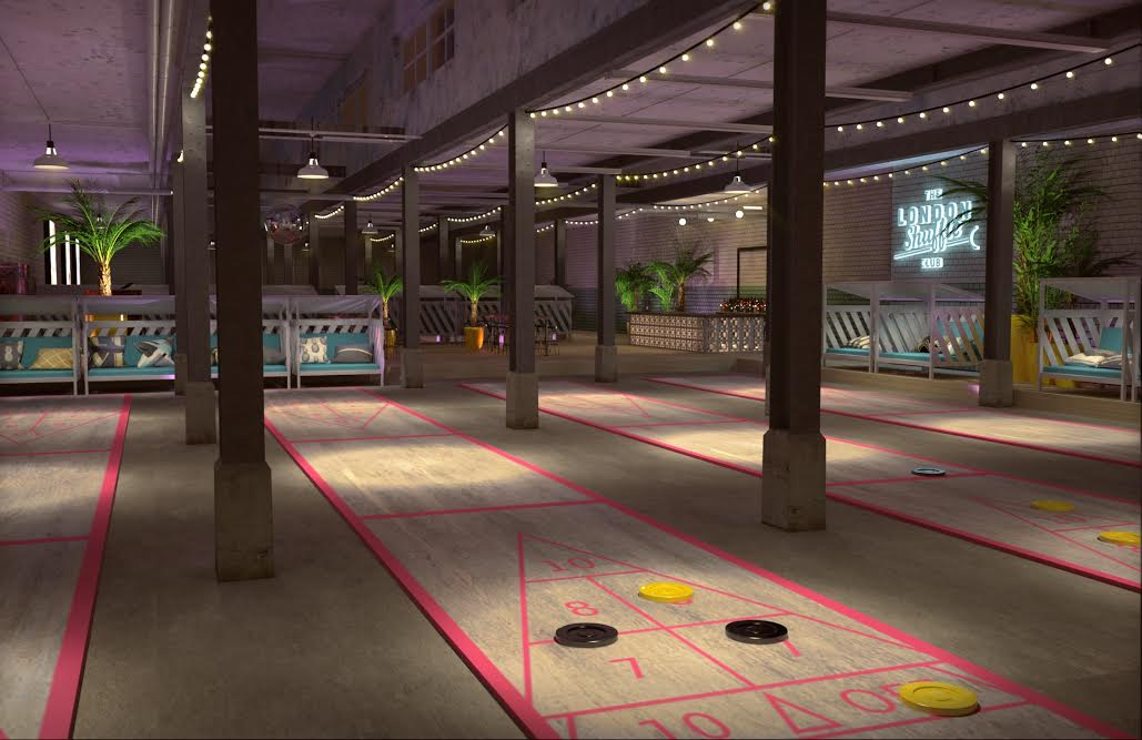 London Shuffle Club Brick Lane London Event Space