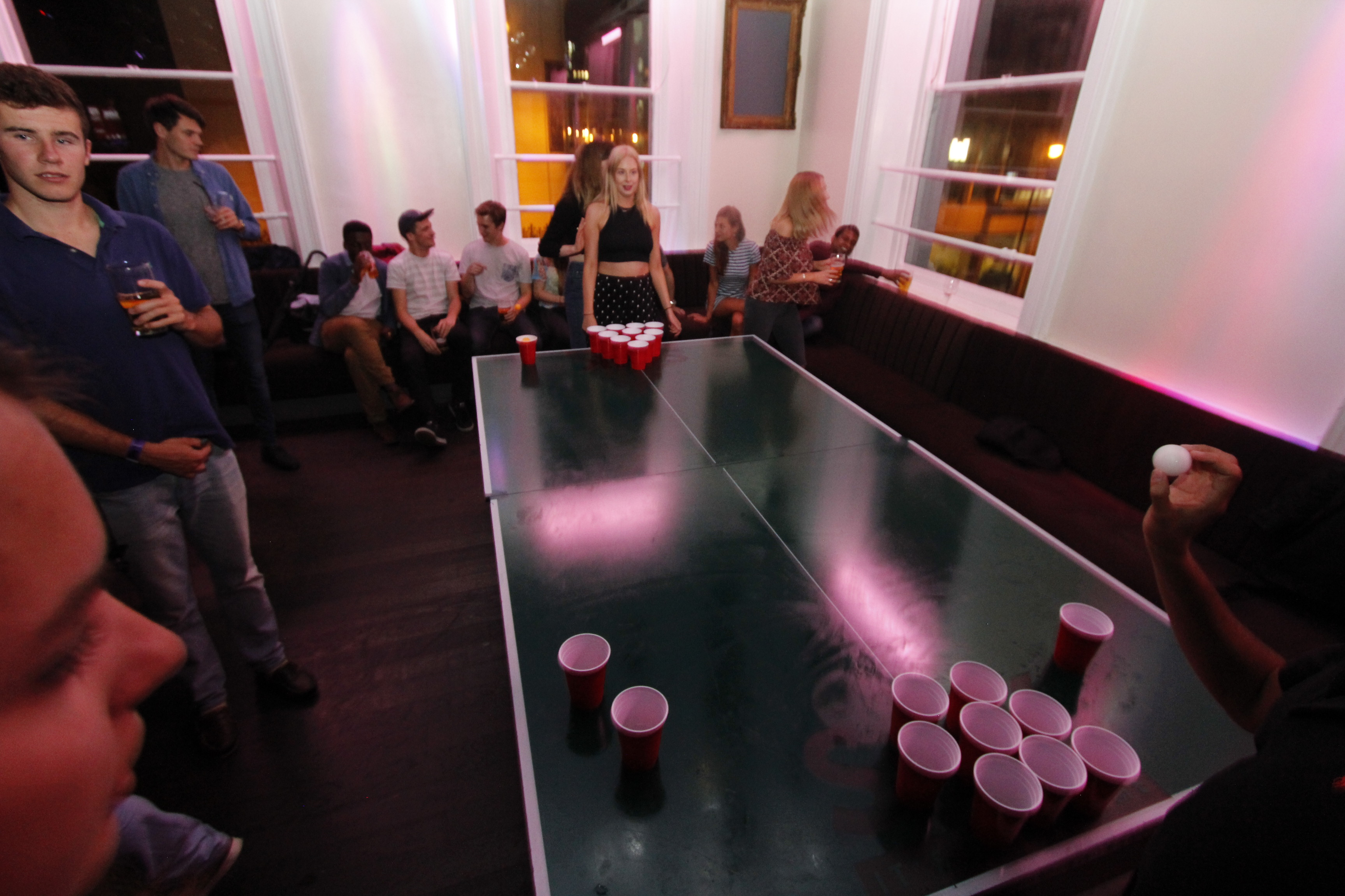 The Shoreditch Beer Pong Party!