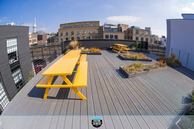 The Shoreditch Terrace photo
