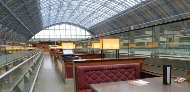 Searcys St Pancras Grand Champagne Bar photo