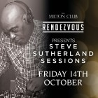 Rendezvous presents Steve Sutherland Sessions