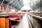 Searcys St Pancras Grand Champagne Bar