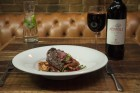 Game masterclass and wine paired supper