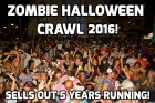The Big Night Out Zombie Pub Crawl - Biggest, baddest & maddest in the UK