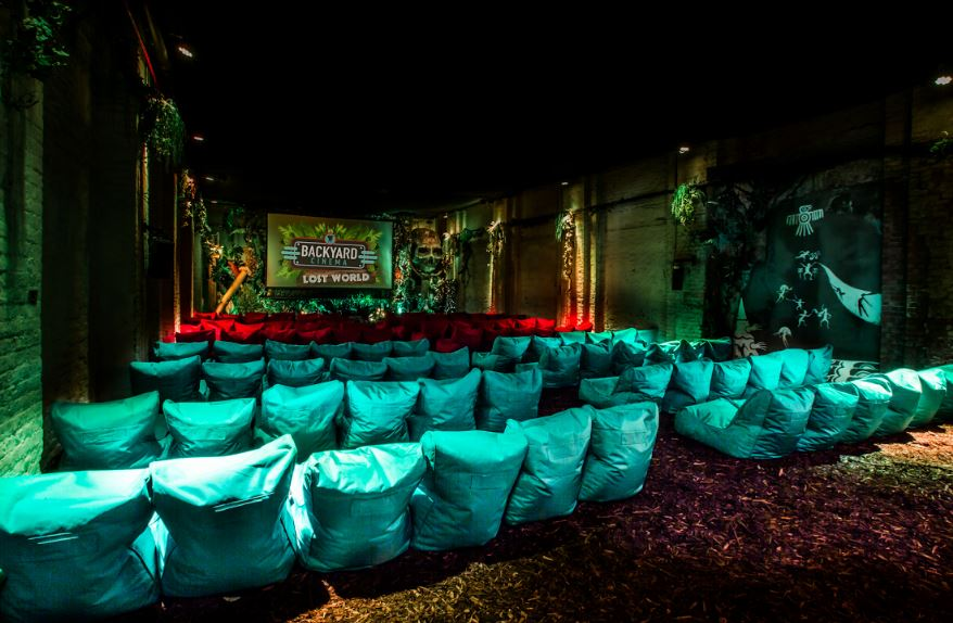 Lost World - Backyard Cinema