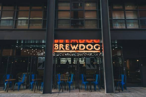 Brewdog Liverpool photo
