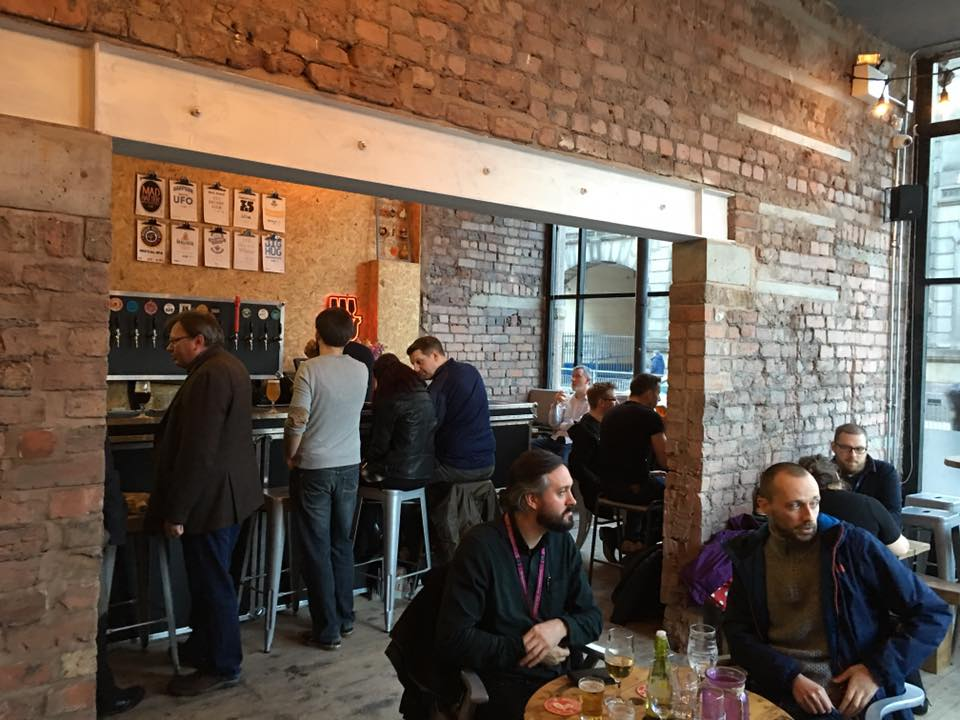 Liverpool Beer Tasting Experience Tour