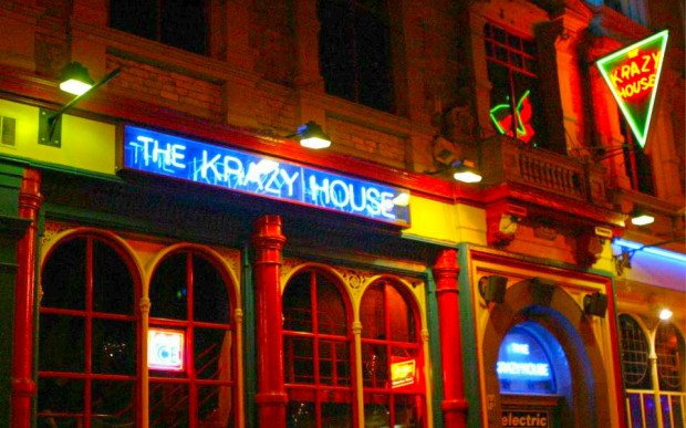 The Krazyhouse photo