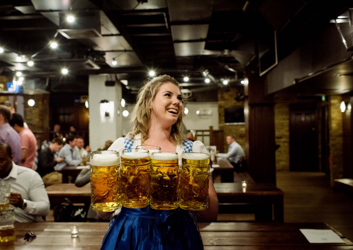 Best German Beer Halls London German Bars In London