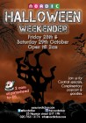 Halloween Weekender at Nordic Bar