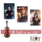 The Riot Ensemble: The Viola In My Life