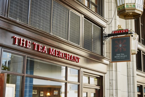 The Tea Merchant photo