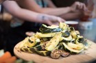 Homegrown Seasonal Supper Club: Urban Growth Harvest