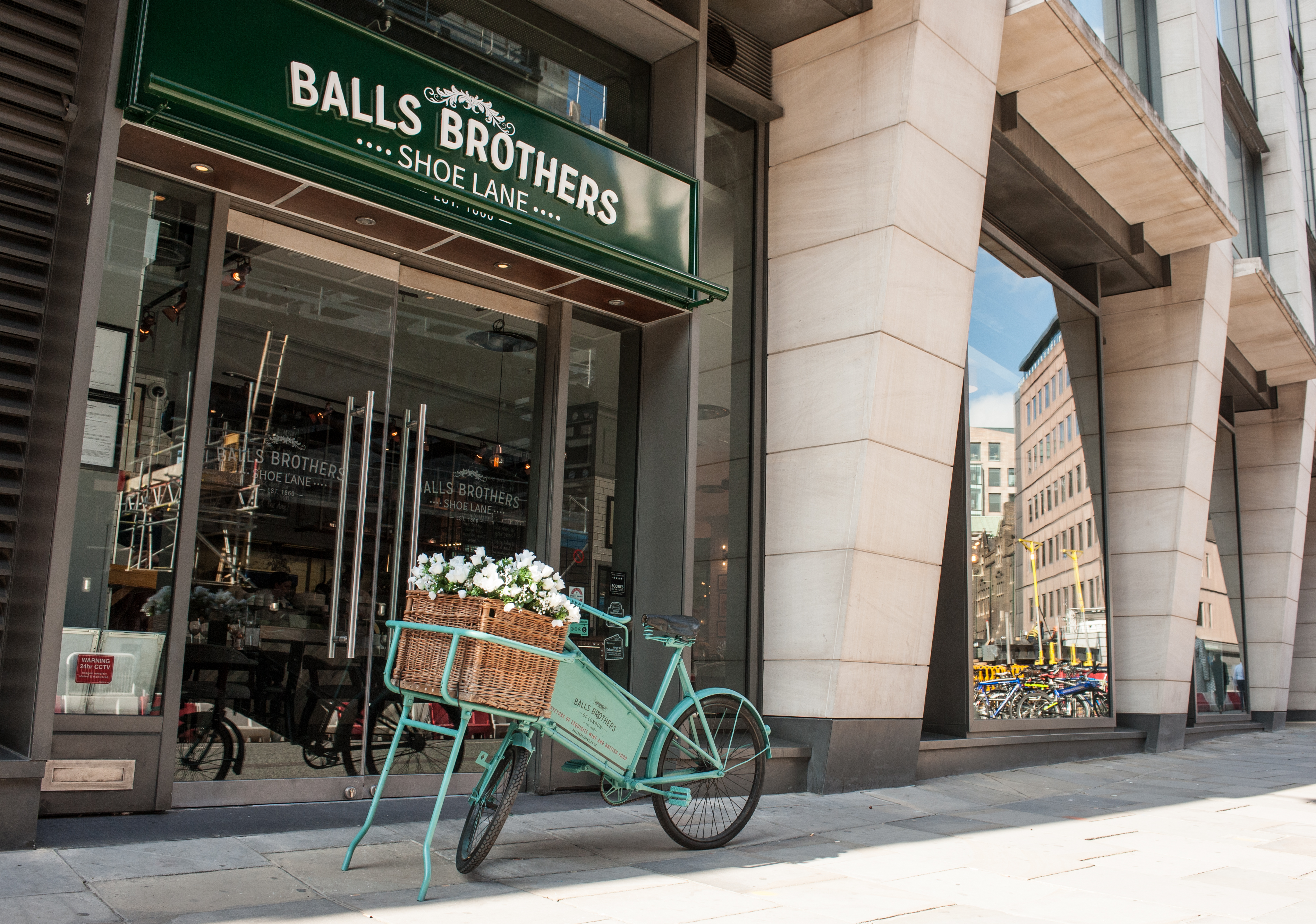 Balls Brothers Shoe Lane