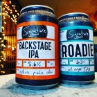 Backstage Beers With Signature Brew