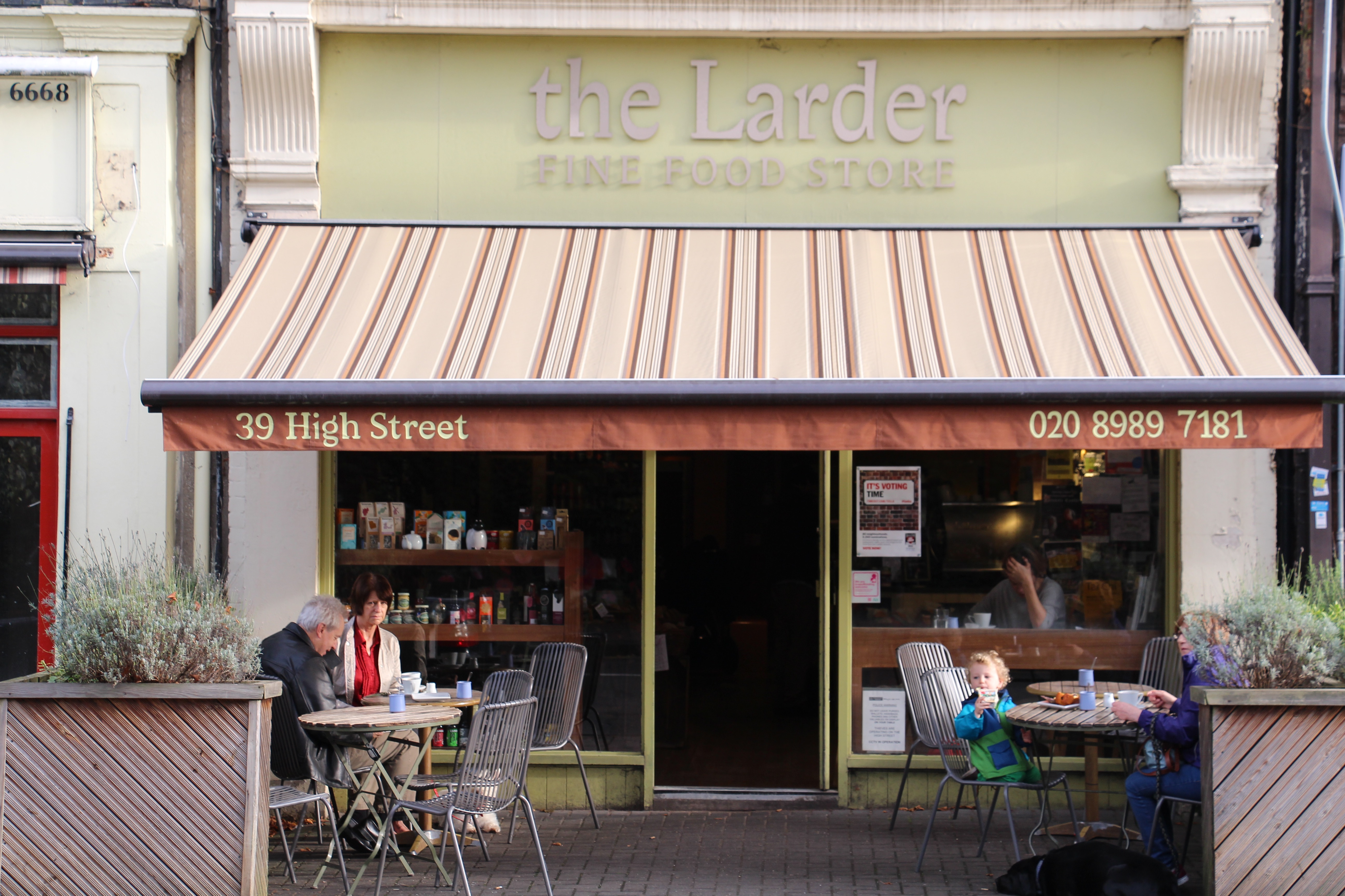 LATE NIGHT LARDER WANSTEAD PRESENTS SIMON PURCELL & AMY BALDWIN