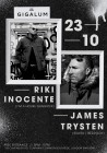 Sunday Sessions w/ Riki Inocente & James Trysten