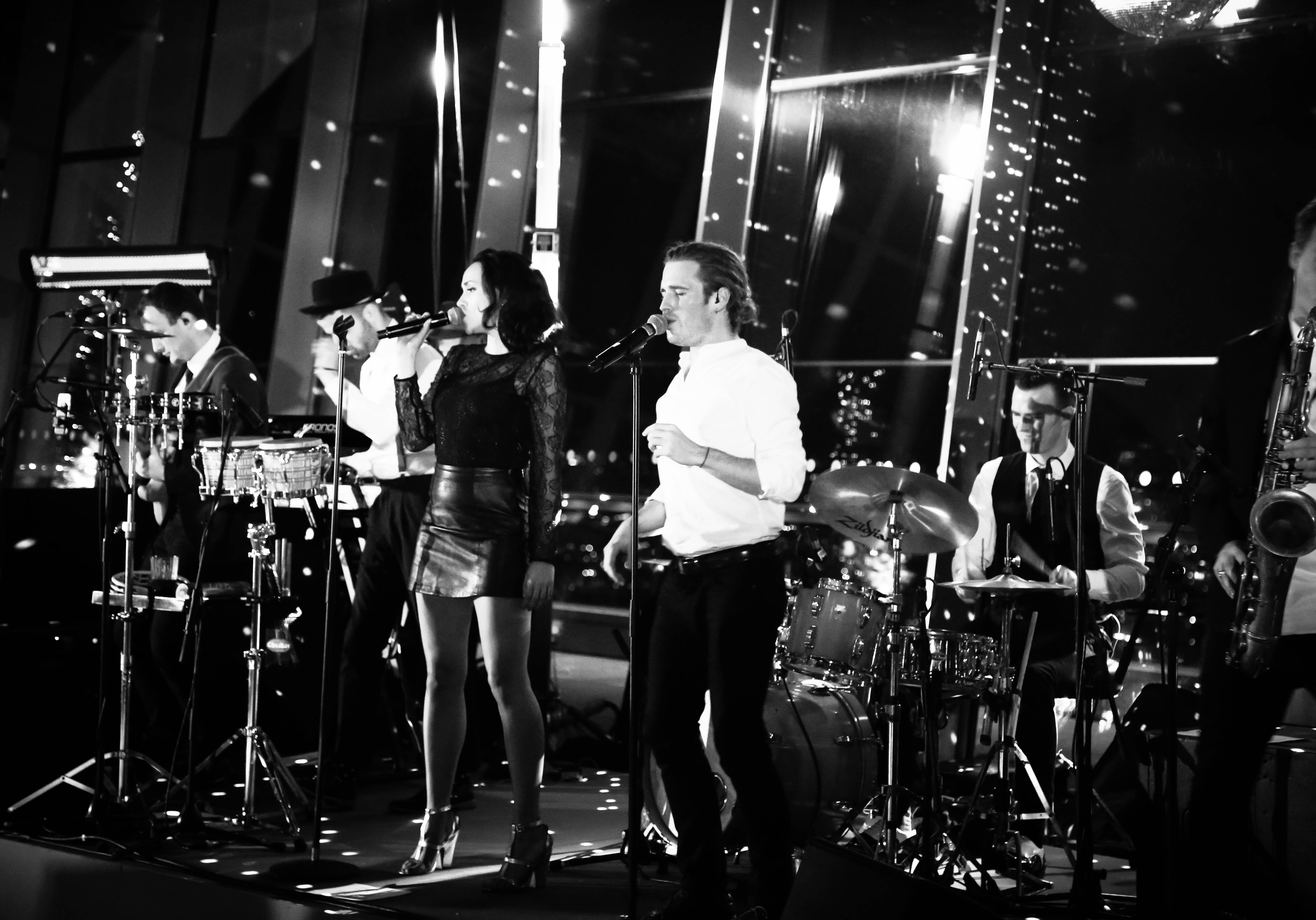 Sky Garden's Studio 54 New Year's Eve Party