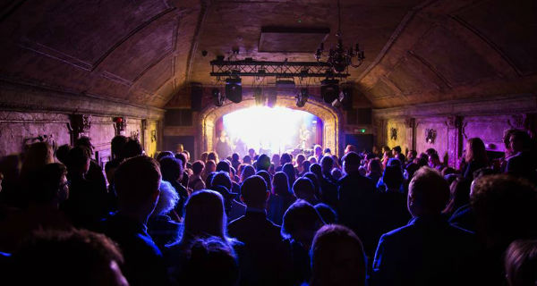 Omeara Mumford and Sons band member opens live music venue in railway arches