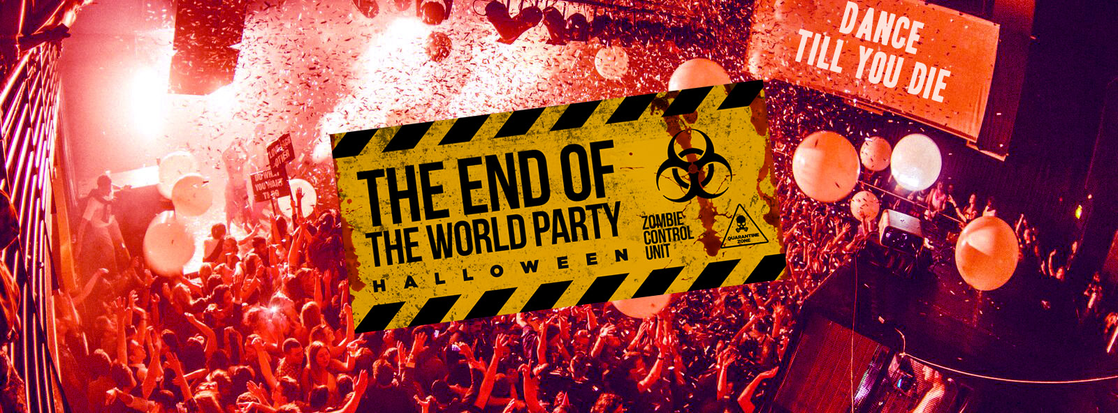 The End of the World Party - Halloween 2016