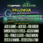 Rewired & Sin or Swim London presents:Halloween Fancy Dress Boat Party