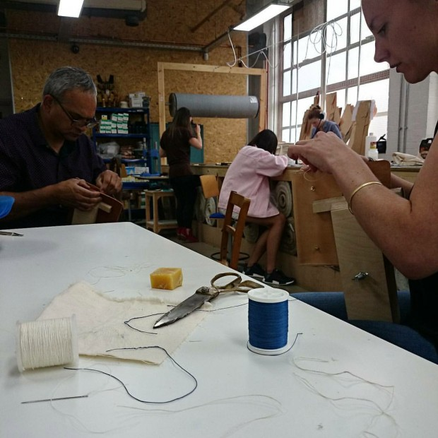 Leather Workshop at Blackhorse Lane Atelier