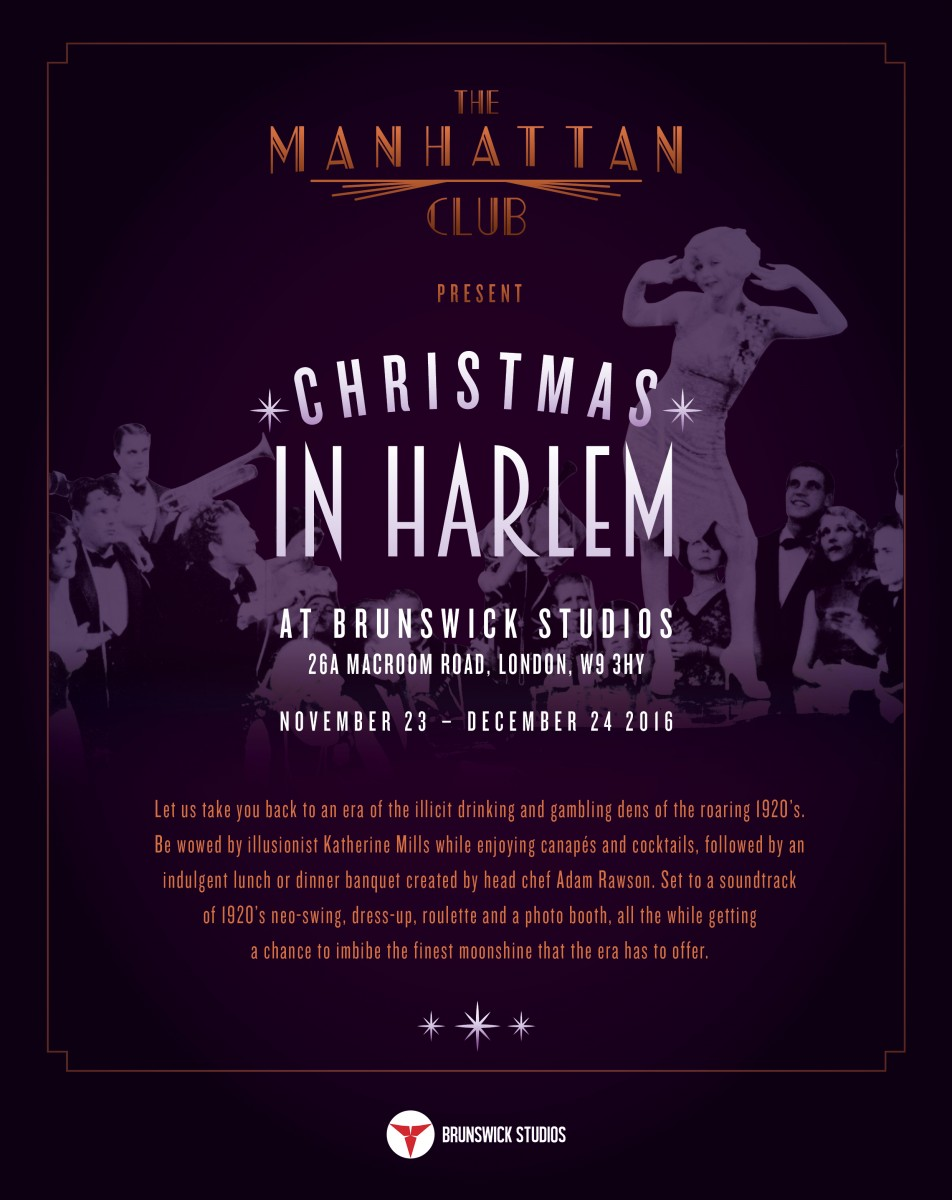 Christmas In Harlem by The Manhattan Club