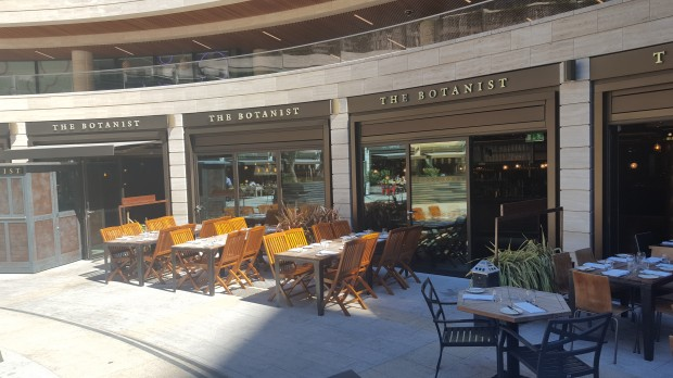 The Botanist Broadgate photo