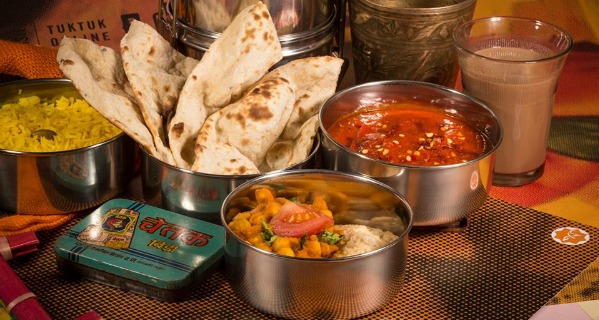 Tuk Tuk Indian street food restaurant concept arrives in Glasgow