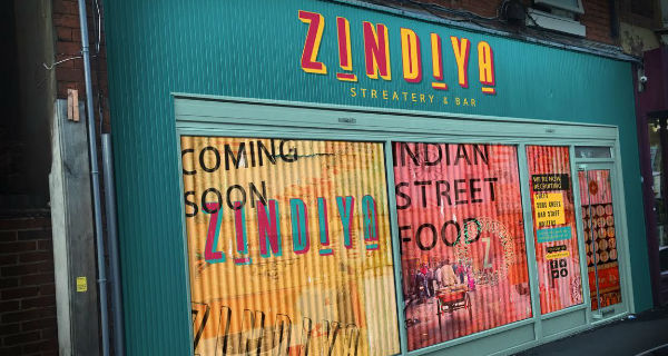 Zindiya Small plates and high chai are on the cards for new Moseley Indian restaurant