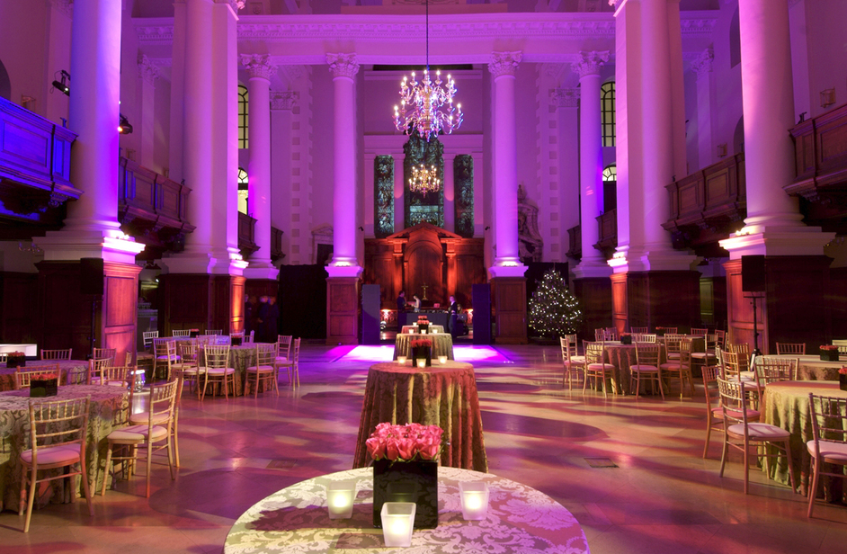 Christ Church Spitalfields Venue