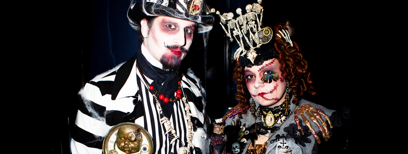 White Mischief's HELL FREEZES OVER Halloween Ball - SOLD OUT - book for NYE instead!