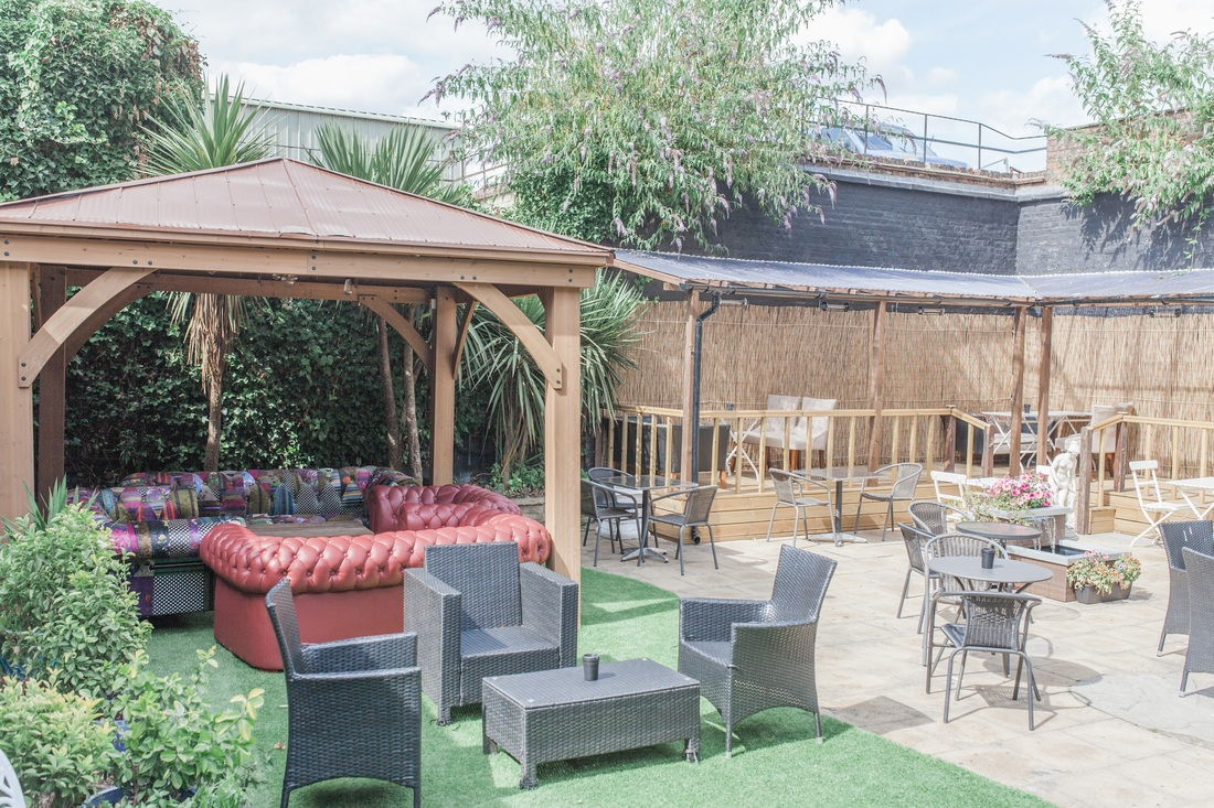 Exclusive venues to hire in london designmynight for Garden pool hire london