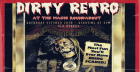 Dirty Retro Halloween Party