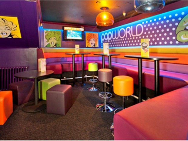 Popworld Liverpool photo