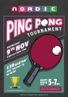 PING PONG TOURNAMENT!